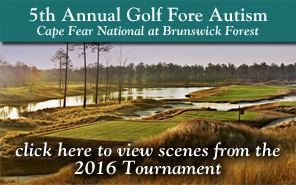 Golf Fore Autism